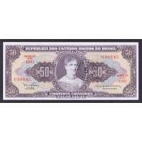 Бразилия 5 центаво 1966г.