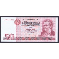 Германия 50 марок 1971г.