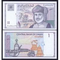 Оман 1 реал 1995г.