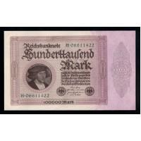 Германия 100000 марок 1923 г.