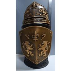 Композиция. Шлем 15 века.