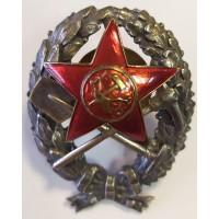 "Знак "" Красного командира РККА "". Копия."