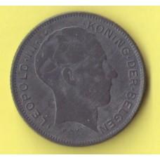 Бельгия 5 франков 1941г.