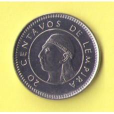 Гондуас 20 сентаво 1999г.