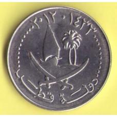 Катар 50 дирхам 2012г.