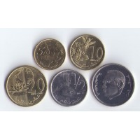 Марокко 5 монет.