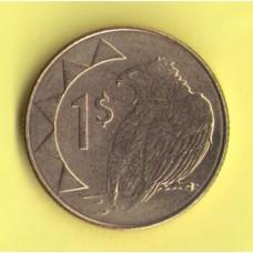 Намибия 1 доллар 2010г.