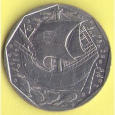 Португалия 50 эскудо 1991г.