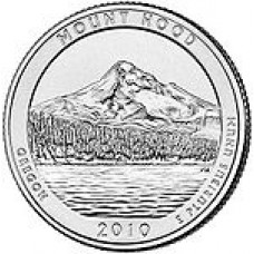 Парк США  25ц. 2010 г. Орегон №5